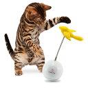 ペットセーフ フローリーキャット チャッター 電動 猫じゃらし | 猫用 おもちゃ
