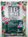 穏やかに長く効く肥料IB肥料3kg【鉢花】【花壇】【プランタ...
