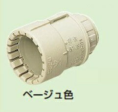 未来工業〓合成樹脂製可とう電線管 (PF16用コネクタ) ノック穴φ22に適用 〓電気工事士技能試験用