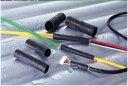 住友電工〓一般用熱収縮チューブ 1本=1メートル 〓サイズ6×0.25 黒