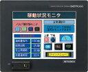 三菱電機 〓 5.7型 QVGA[320×240]TFTカラー液晶 256色 メモリ3MB DC24V【Aバス接続専用】 〓 GT1155-QTBDA