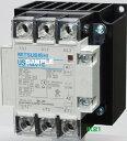三菱電機 〓 ソリッドステートコンタクタ AC-1級定格使用電流20A 〓 US-N20TE 3極3素子 操作電源DC12〜24V