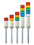 【取寄せ】【パトライト】?スタイリッシュな薄型小型信号灯?パトライト 〓 LED中型積層信号灯 〓 LME-102FB-R/-Y/-G/