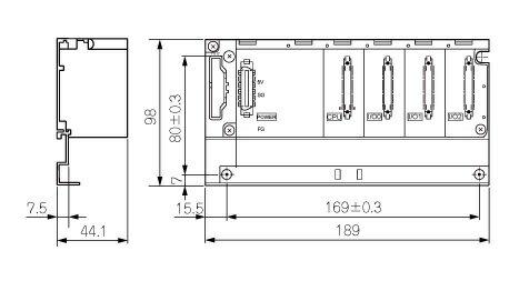 ... ベースユニット 〓 Q33B:IK21