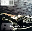 Rickenbacker Standard Bass Nickel Round Wound[9551...