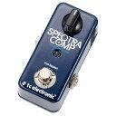 t.c.electronic SpectraComp Bass Compressor【05P03Dec16】