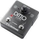t.c.electronic Ditto X2 Looper【05P03Dec16】