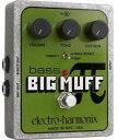 あす楽 新品 即納可能 Electro Harmonix Bass Big Muff π 【ベースファズ・ディストーション】