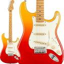 Fender MEX Player Plus Stratocaster (Tequila Sunrise/Maple) 【rpt5】