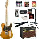 Squier by Fender Affinity Series Telecaster (Butterscotch Blonde/Maple Fingerboard) 【VOXアンプ豪華入門セット】 【お取り寄せ商…