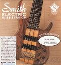 Ken Smith AA-SRML-5T 【SLICK ROUND フラット5弦/44-130T)