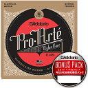 D'Addario Pro-Arte Classical Guitar Nylon Strings [EJ45BP Normal Tension] 【ボーナスパ...