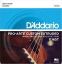 D'Addario EJ65T Pro-Arte Custom Extruded Ukulele, Tenor [ウクレレ弦]