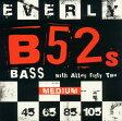 Everly B-52 Bass Rockers 6245 (045-105) [エレキベース弦] 【数量限定特価】