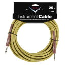 Fender USA Custom Shop Performance Series Cables [25ft/S-S]