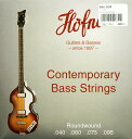 Hofner Contemporary Bass Strings [S0H133]