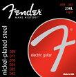 Fender USA Nickel-Plated Steel 250's