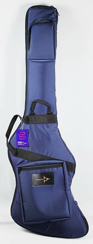 "NAZCA Protect Case [""Thunderbird Non-Reverse Bass""用] (Dark Blue) 【受注生産品】"
