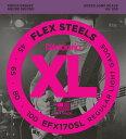 D'Addario EFX170SL FlexSteels Bass [Light, 45-100, Super Long Scale]