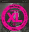 D'Addario Chromes Flat Wound ECB81