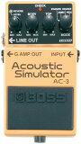 BOSS AC-3 [Acoustic Simulator] 【HxIv1504】 【期間限定★】