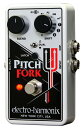 Electro Harmonix Pitch Fork [Polyphonic Pitch Shifter] 【限定タイムセール】