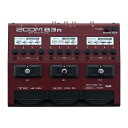 ZOOM B3n Multi-Effects Processor 【送料無料】 【ikbp5】