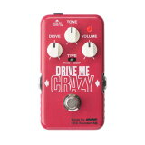 EBS Drive Me Crazy [Distortion/Overdrive]