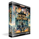 ●TOONTRACK EZX METAL MACHINE