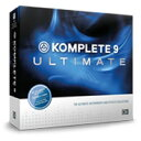 ●NativeInstruments KOMPLETE 9 ULTIMATE 【期間限定プライス】