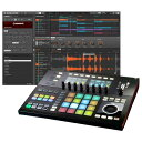●NativeInstruments MASCHINE STUDIO 【KOMPLETE SELECT無償ダウンロード可能】 【KAERUCAFEサンプリングC...