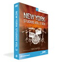 ●TOONTRACK SDX NEW YORK STUDIO VOL.3 【D2Rオンライン納品専用ソフトウェア】 ※代金引換不可