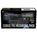 ●Steinberg Cubase Pro Recording Pack
