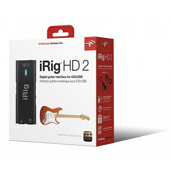 ●Ik Multimedia iRig HD 2