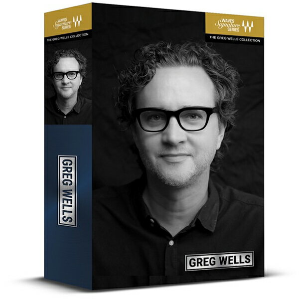 ●WAVES Greg Wells Signature Series 【スペシャル特価】