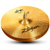 Zildjian ZHT Rock Hi-Hat 14 pr [NAZLZH14RHT&NAZLZH14RHB] 【生産完了超特価】