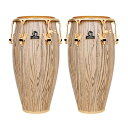 LATIN PERCUSSION LP805Z-AW & LP806Z-AW [Galaxy Giovanni Series / Wood Quinto&Conga Set] 【店頭展示チョイキズ特価品】