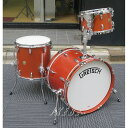 GRETSCH Broadkaster Series 3pc DrumSet/Standard Build [BD20、FT14、TT12インチ] 【店頭展示チョイキズ特価品】