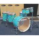 TAMA Starclassic Maple 6pc Drum Set [Special Finish / Mable] 【特価】 【2016楽器フェア展示】