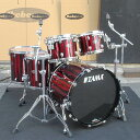 TAMA Starclassic Performer B/B 5pc Drum Set (Crimson Sky Blaze) [Made in Japan / Starclassic Series] 【HTC807W(x2)付属】 【ド..