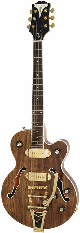 Epiphone By Gibson Limited Edition Wildkat KOA 【当店ならエピフォン・アクセサリーパックもプレゼント】 【新製品ギター】