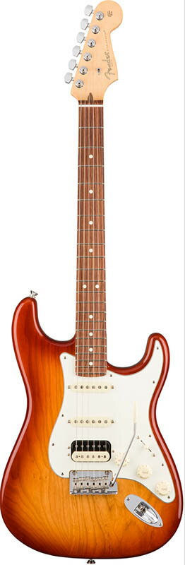 Fender American Professional Stratocaster HSS Shawbucker (Sienna Sunburst/Rosewood) [Made In USA] 【FENDER THE SPRING-SUMMER 2017 CAMPAIGN】 【エレキギター】★今なら当店内全商品ポイント5倍です!
