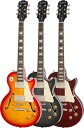 """Epiphone by Gibson Les Paul ES PRO 【数量限定!エピフォン純正ハードケース""""940-ENLPCS""""プレゼント】 【当店ならエピ..."""
