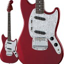 Fender Traditional 70s Mustang Matching Head (Candy Apple Red) [Made in Japan] 【ikbp5】