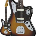 Fender Traditional 60s Jaguar (3-Color Sunburst) [Made in Japan] 【ikbp5】