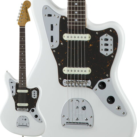 Fender Traditional 60s Jaguar (Arctic White) [Made in Japan] 【数量限定!ギターアンプ VOX Pathfinder10プレゼント!!】 【ポイント5倍】