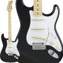 Fender Made in Japan Hybrid 50s Stratocaster (Black) Made in Japan 【ikbp5】