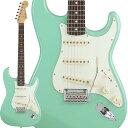 Fender Made in Japan Hybrid 60s Stratocaster (Surf Green) Made in Japan 【ikbp5】
