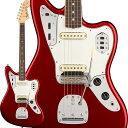 Fender American Original '60s Jaguar (Candy Apple Red) [Made In USA] 【ikbp5】