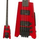 Steinberger Spirit XT-2 STANDARD Bass (HR/Hot Rod Red)